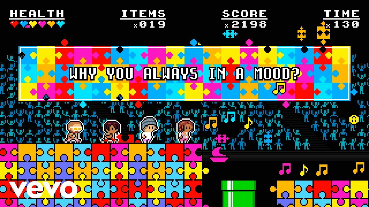 24kGoldnがJustin Bieber、J Balvin、iann diorを迎えた「Mood」リミックスのリリック・ビデオを公開