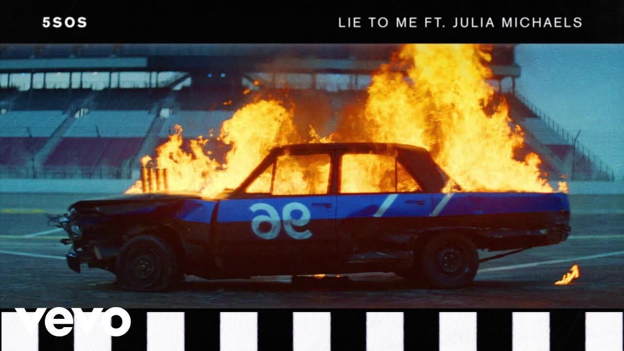 5 Seconds of Summer ft. Julia Michaels「Lie to Me」の洋楽歌詞・YouTube動画・解説まとめ