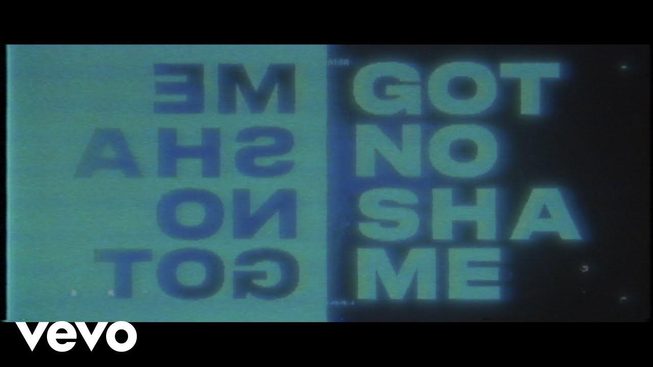 5 Seconds of Summerが新曲「No Shame」のリリック・ビデオを公開