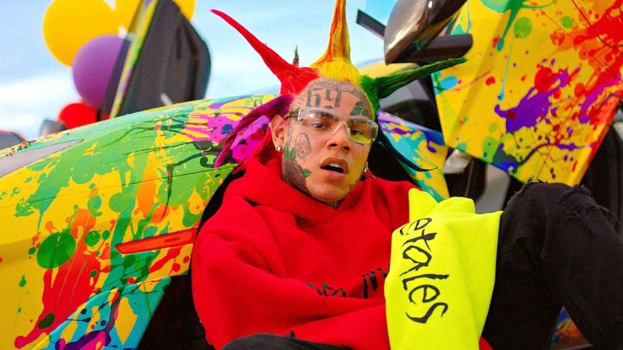 6ix9ineが最新アルバムから新曲「TUTU」のミュージック・ビデオを公開