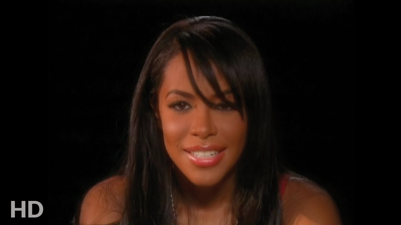 AaliyahのYouTube公式アカウントで「MTV Diary」のトレーラー・ビデオが公開