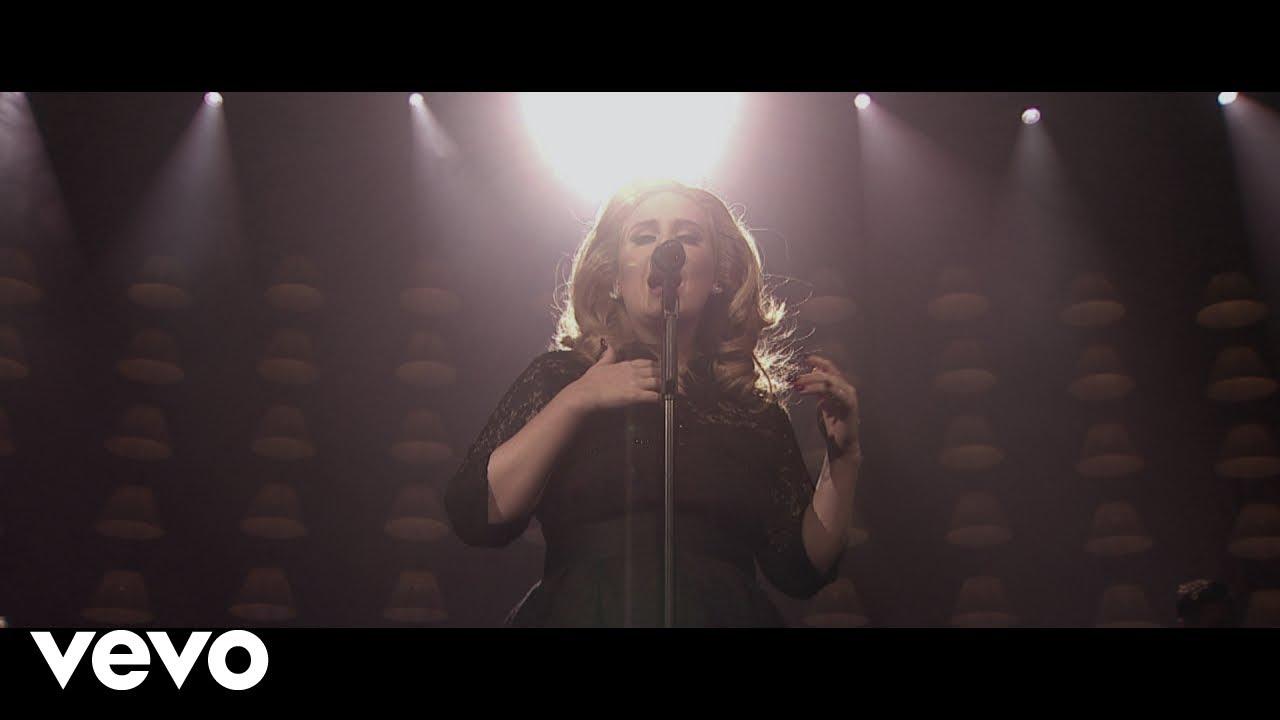 Adele「Set Fire to the Rain」の洋楽歌詞・YouTube動画・解説まとめ
