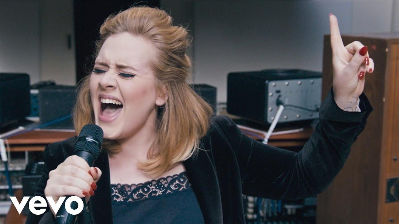 Adele「When We Were Young」の洋楽歌詞・YouTube動画・解説まとめ