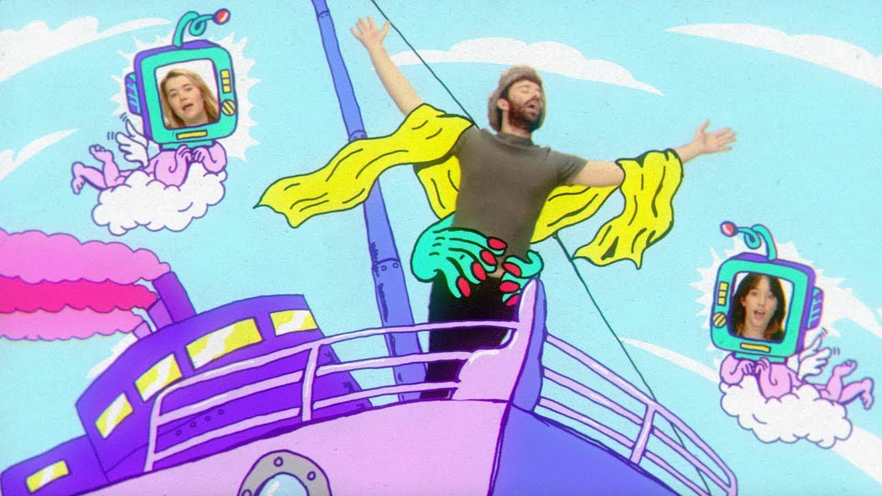 AJRがDaisy The Greatとの新曲「Record Player」のミュージック・ビデオを公開