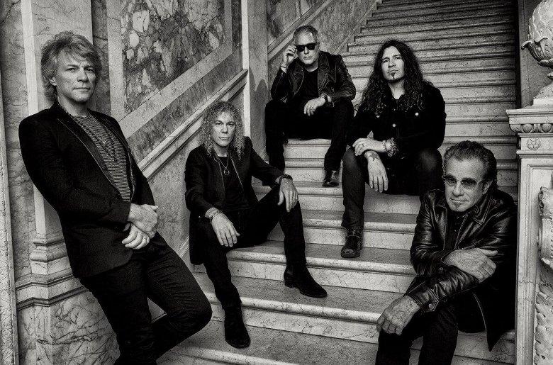 Bon Jovi(ボン・ジョヴィ)のアルバム売上ランキングトップ10とおすすめ全アルバムまとめ