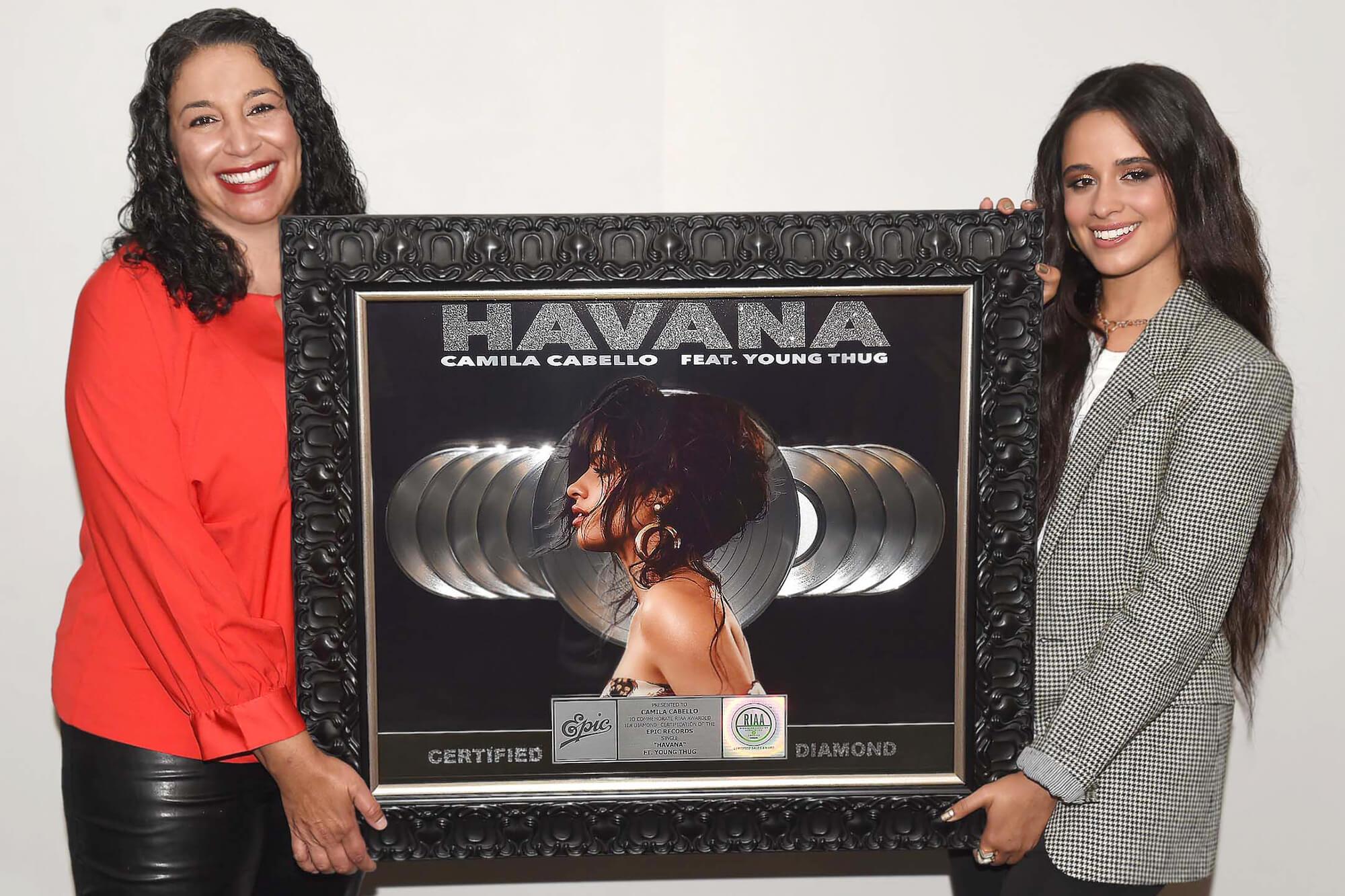 【洋楽】カミラ・カベロも認定!RIAAでダイヤモンド認定されたヒットシングル全62曲まとめ
