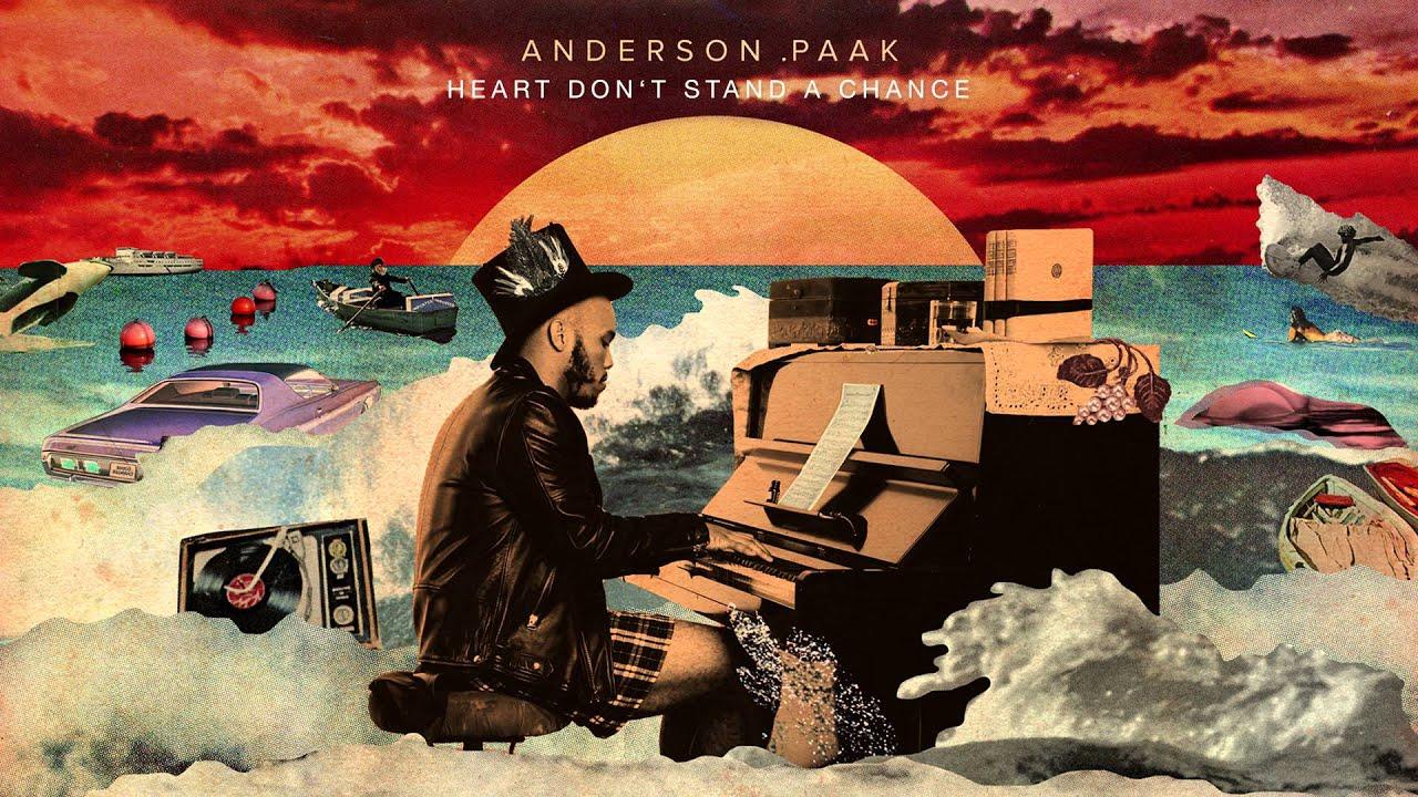 【アルバムレビュー】Anderson .Paak『Malibu(マリブ)』