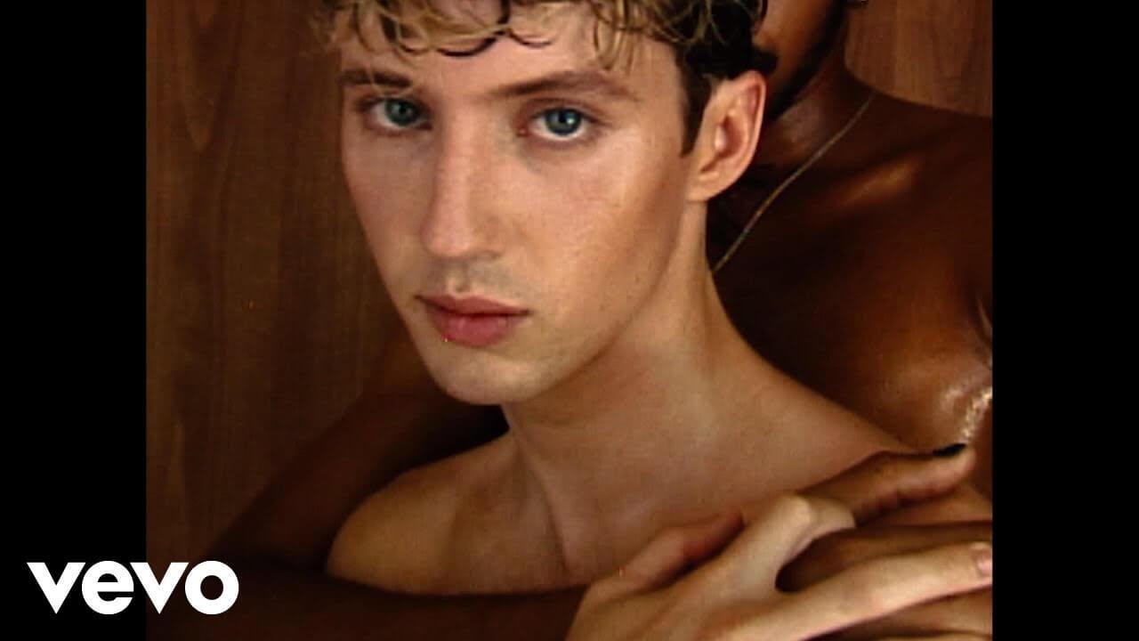 Troye Sivanが新曲「Angel Baby」をヴィジュアライザーと同時解禁