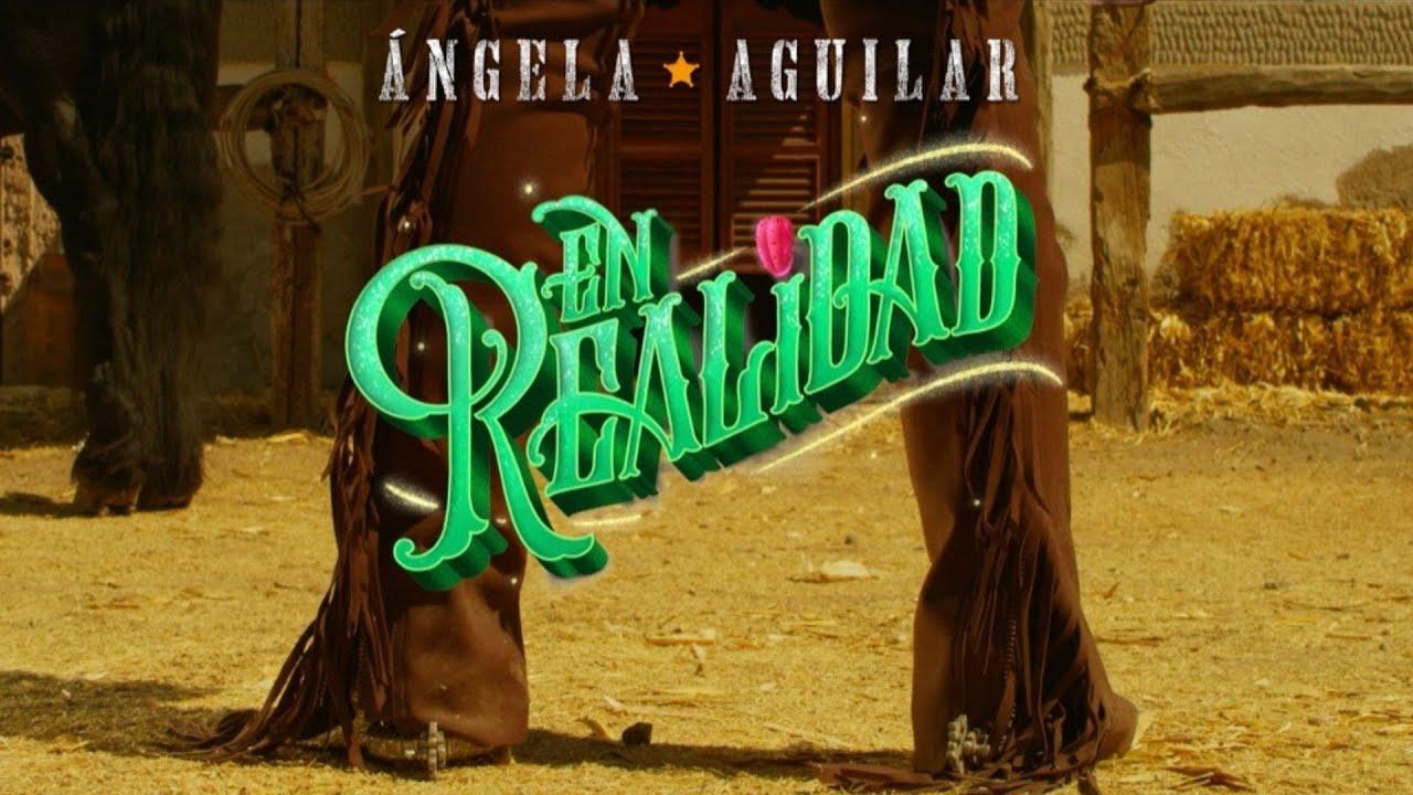 Ángela Aguilarが新曲「En Realidad」のミュージック・ビデオを公開