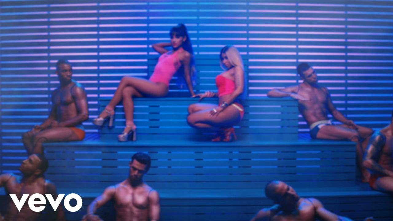 Ariana Grande ft. Nicki Minaj「Side To Side」の洋楽歌詞カタカナ・YouTube動画・解説まとめ