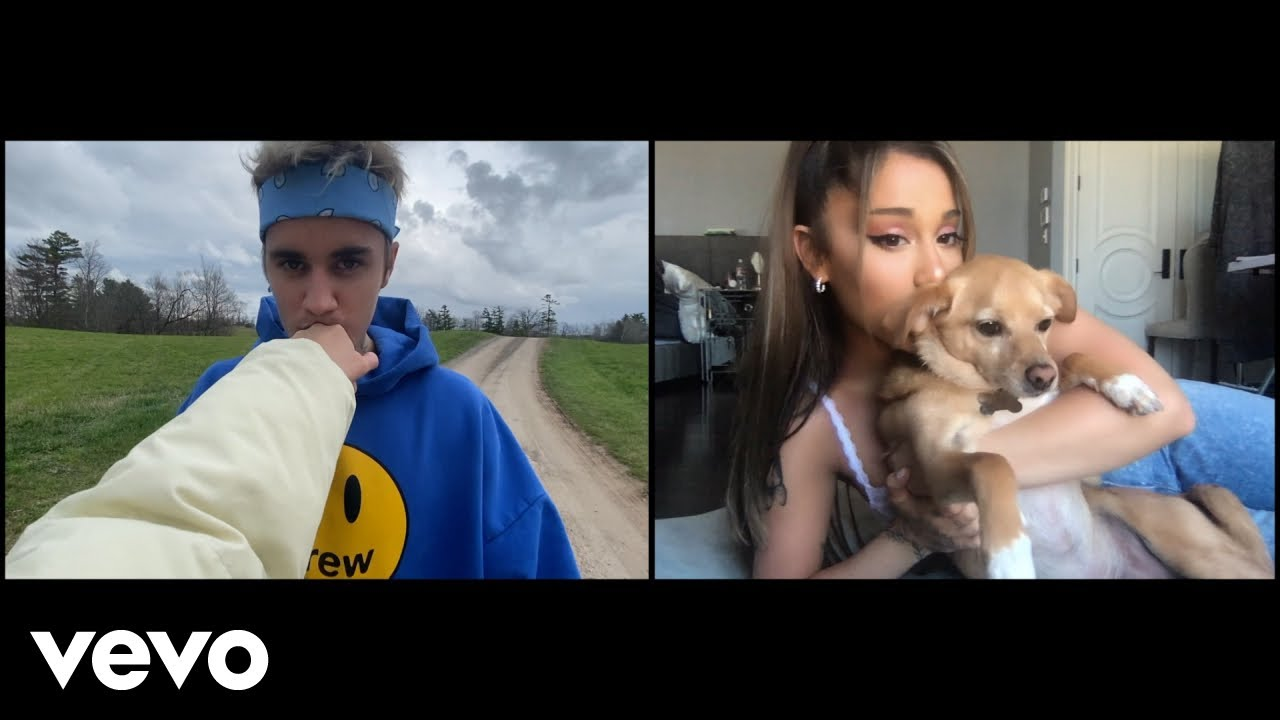 Ariana Grande, Justin Bieber「Stuck with U」の洋楽歌詞カタカナ・YouTube動画・解説まとめ
