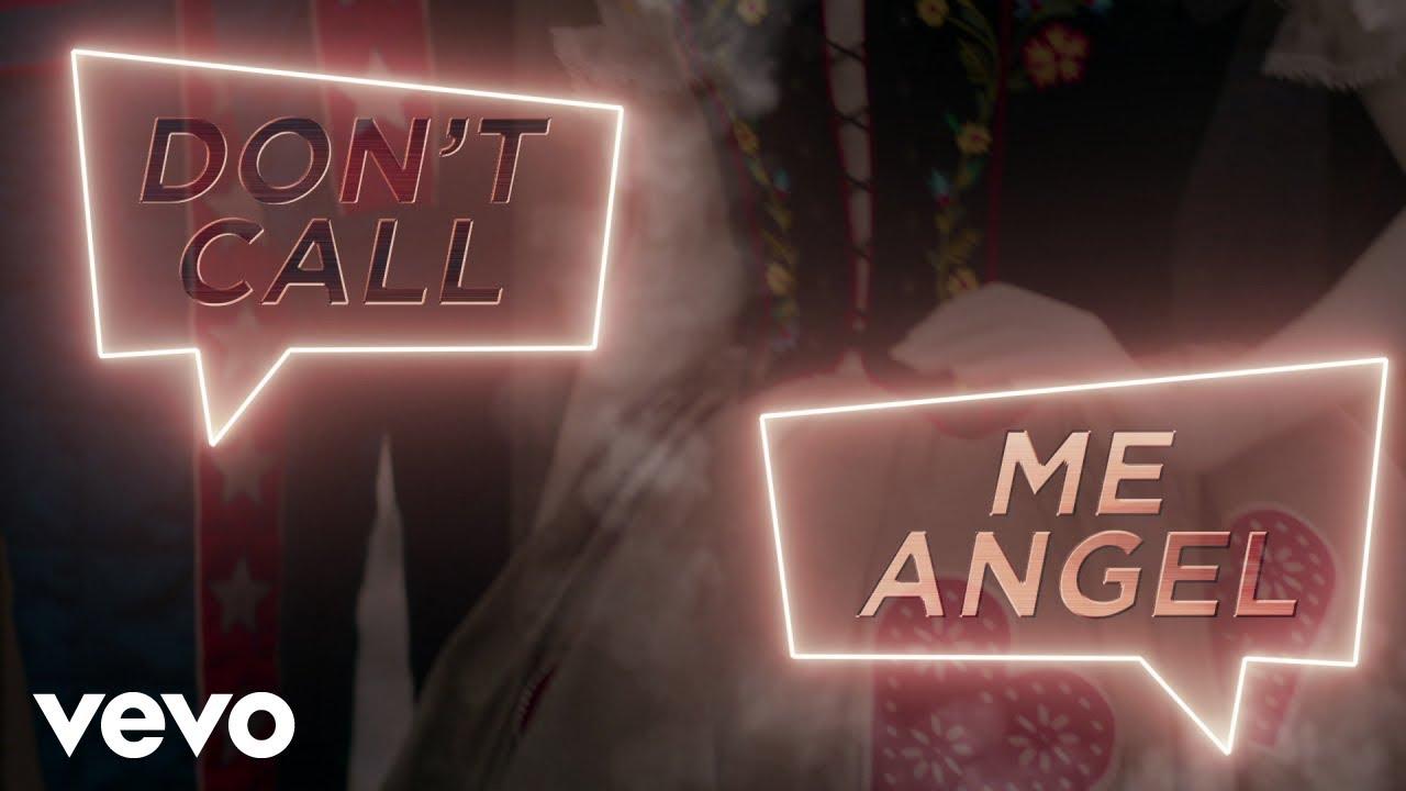 Ariana Grandeが「Don't Call Me Angel」のリリック・ビデオを公開