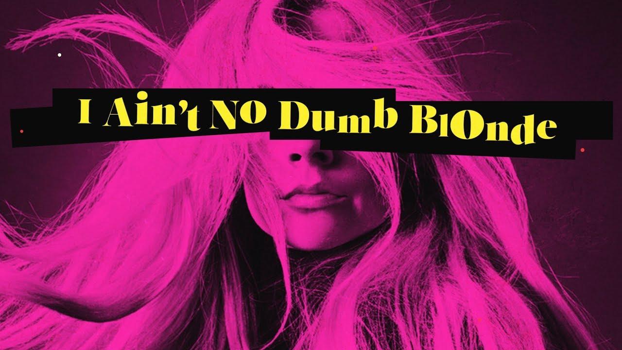 Avril LavigneがNicki Minajをゲストに迎えた新曲「Dumb Blonde」のリリック・ビデオを公開