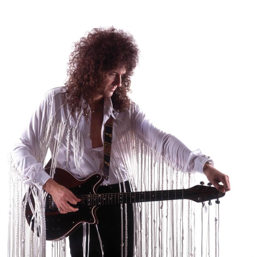 Brian May「バック・トゥ・ザ・ライト~光にむかって~」のフィジカル・リリースを発表しミュージック・ビデオを公開