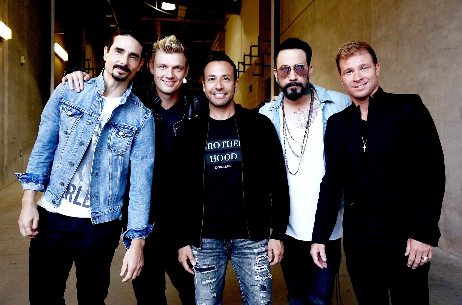 Backstreet Boys(バックストリート・ボーイズ)のプロフィール・バイオグラフィーまとめ