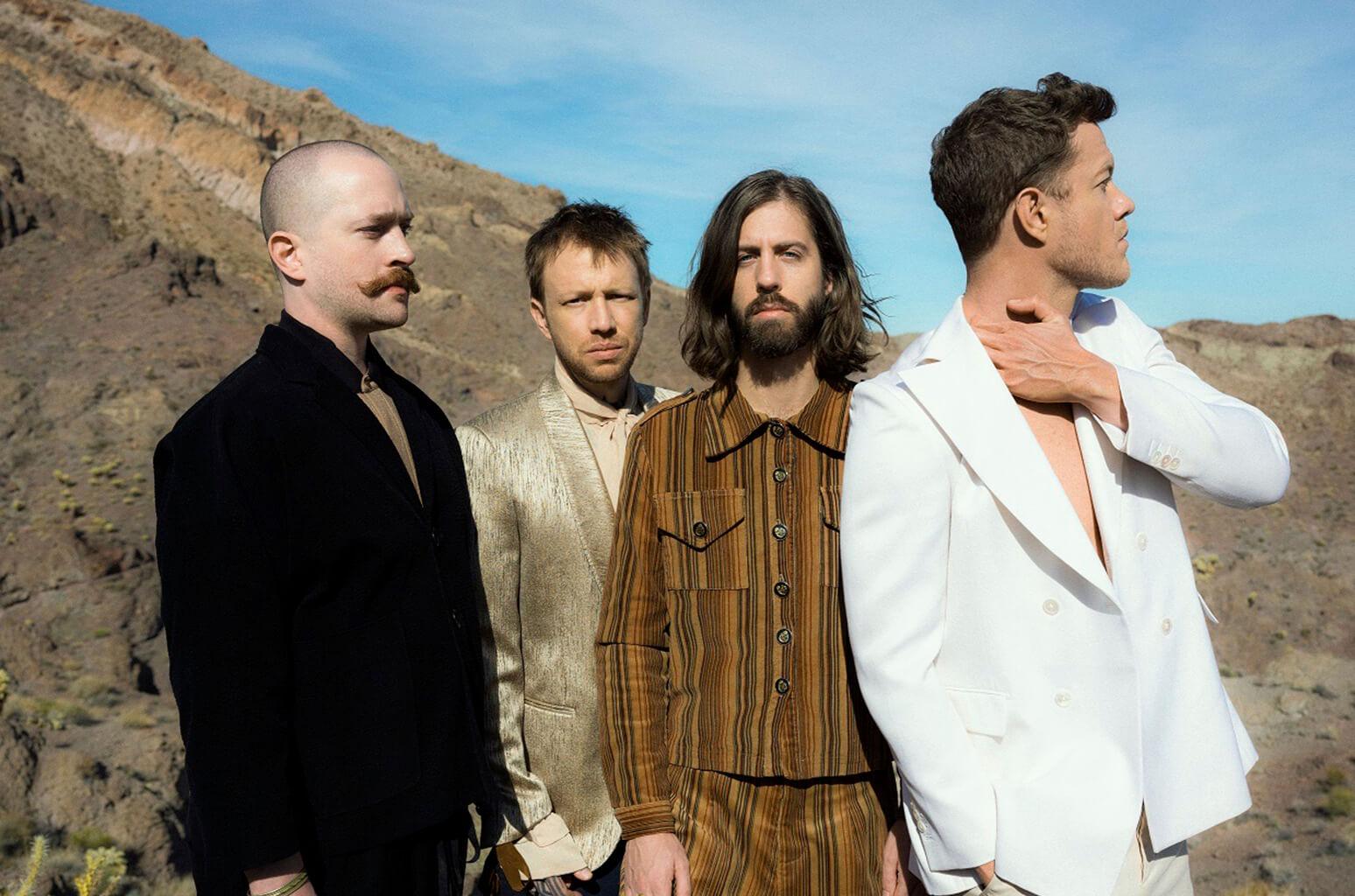 Imagine Dragons「Believer」がGalaxy新商品のCMソングに起用され「Shazam」ランキングで1位を獲得