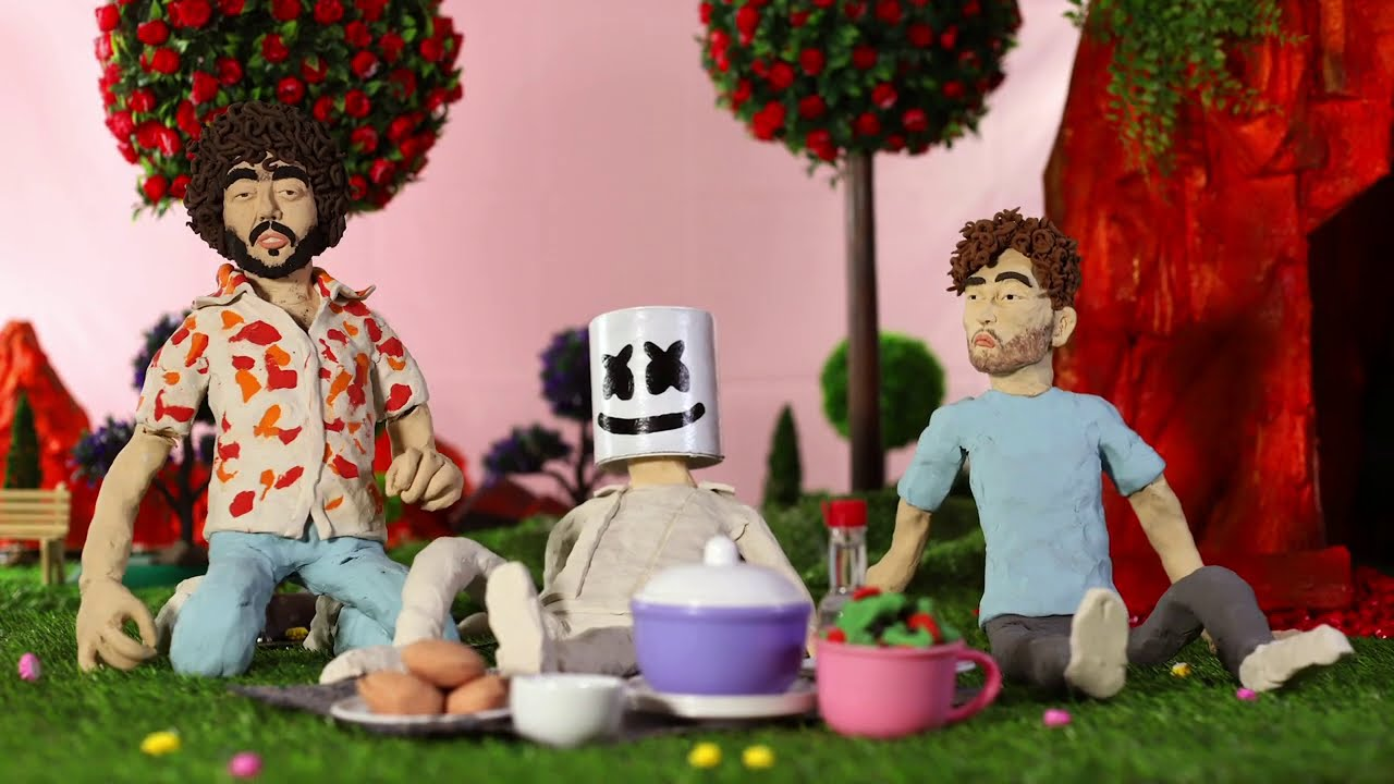 benny blanco、Marshmello、Vance Joyによるコラボの新曲「You」のミュージック・ビデオが公開