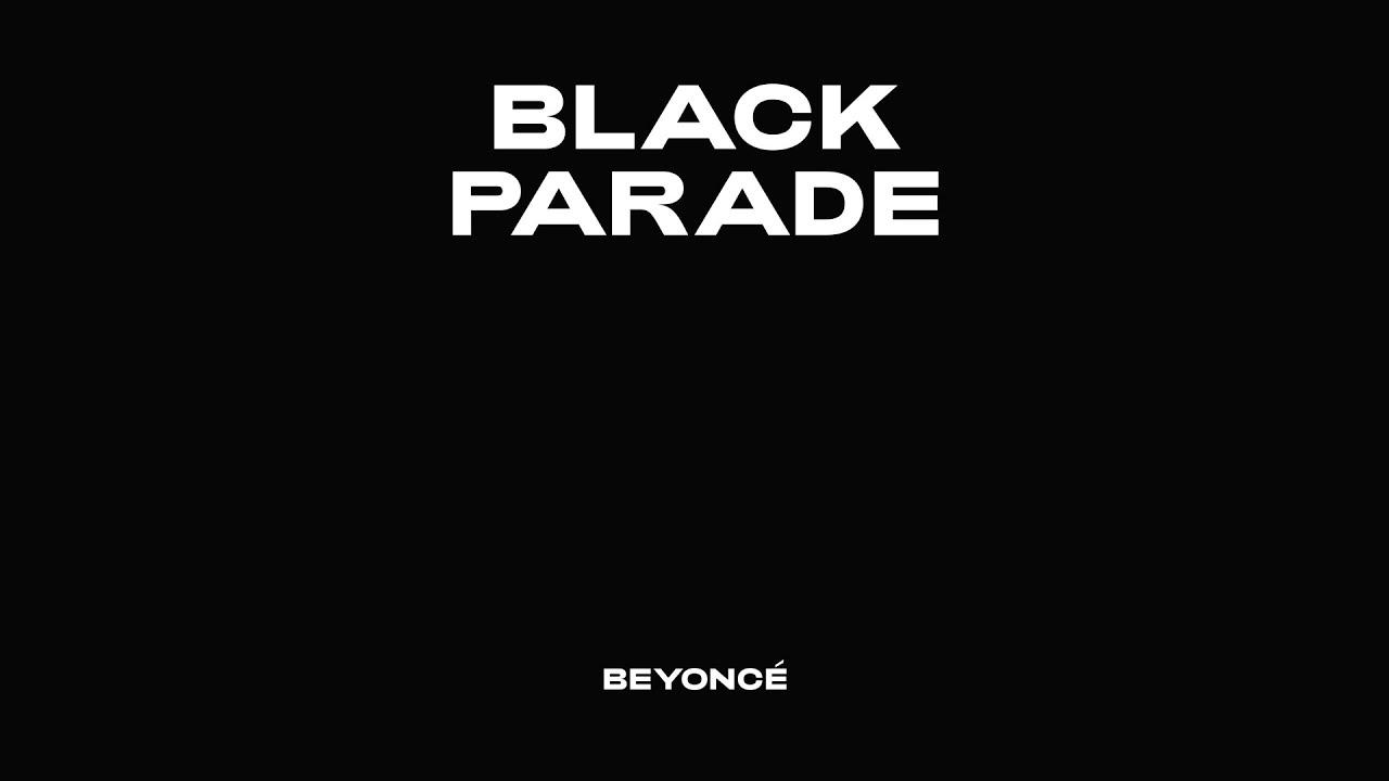 Beyoncéが新曲「BLACK PARADE」をサプライズリリースで音源を公開