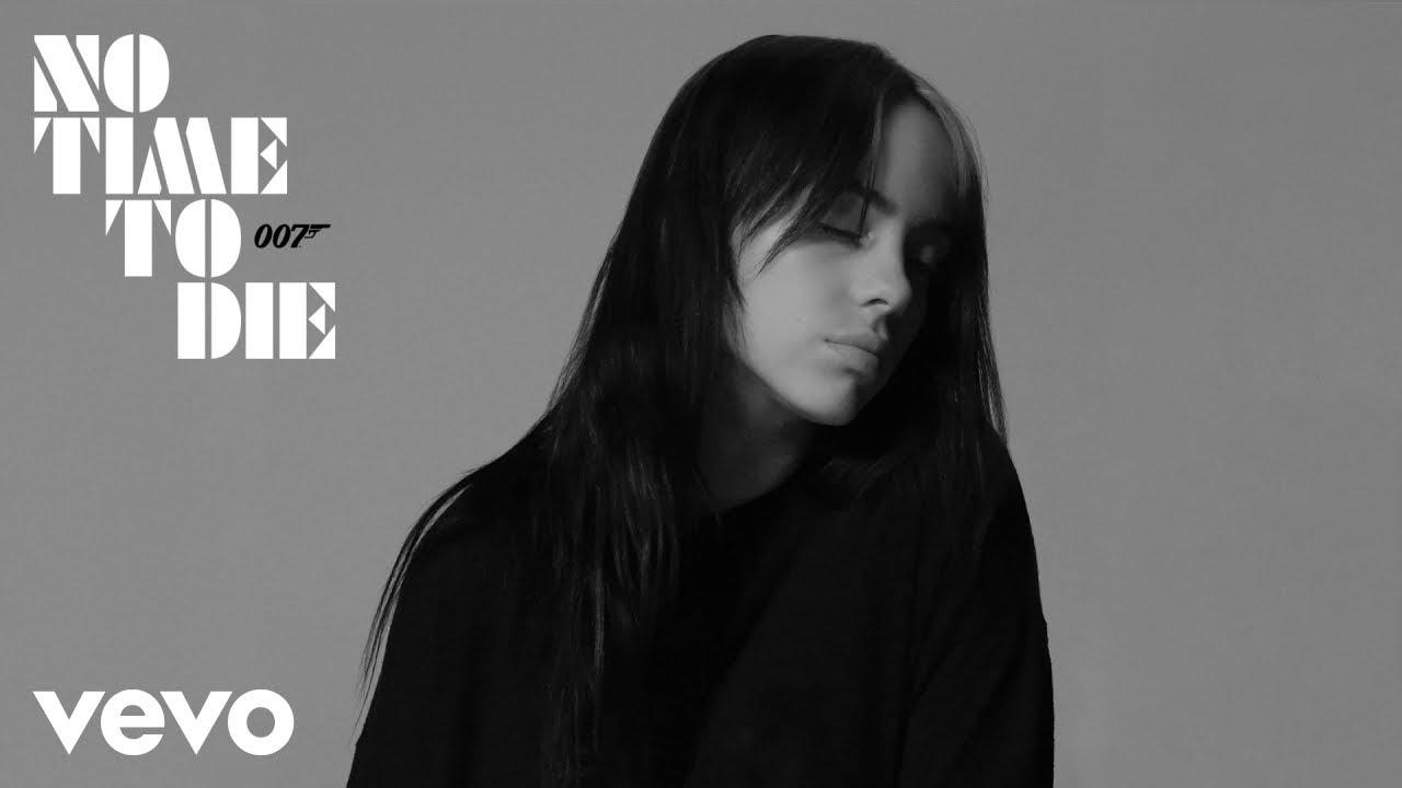 Billie Eilishが007新作主題歌の新曲「No Time To Die」の音源を公開