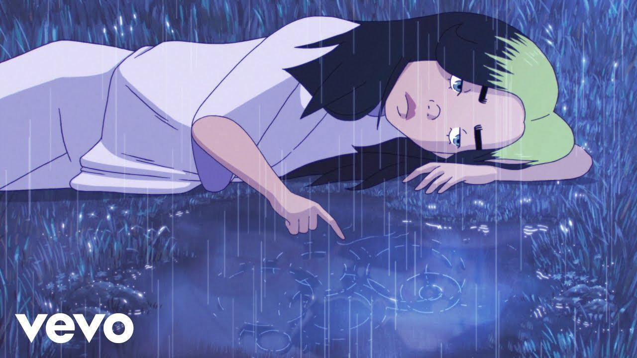 Billie Eilishが新曲「my future」のミュージック・ビデオを公開