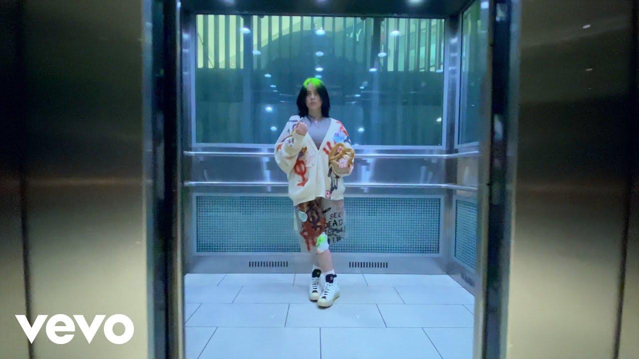 Billie Eilishが新曲「Therefore I Am」のミュージック・ビデオを公開