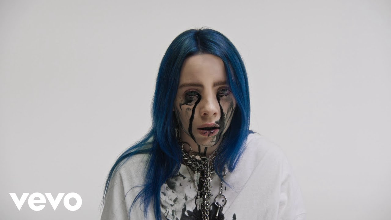 Billie Eilish「when the party's over」の洋楽歌詞・YouTube動画・解説まとめ