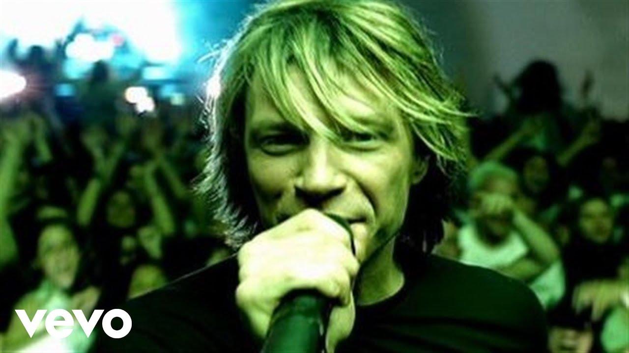 Bon Jovi「It's My Life」の洋楽歌詞カタカナ・YouTube動画・解説まとめ
