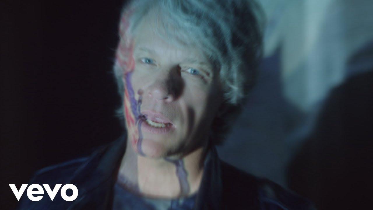 Bon Joviが新曲「Unbroken」のミュージック・ビデオを公開