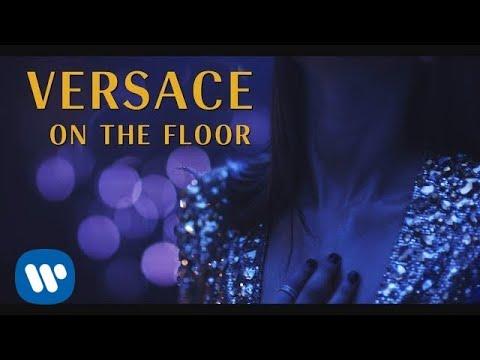Bruno Mars「Versace on the Floor」の洋楽歌詞カタカナ・YouTube動画・解説まとめ