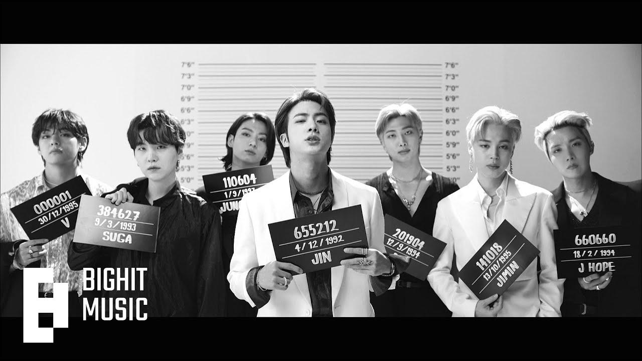 BTS「Butter」の洋楽歌詞カタカナ・YouTube動画・解説まとめ