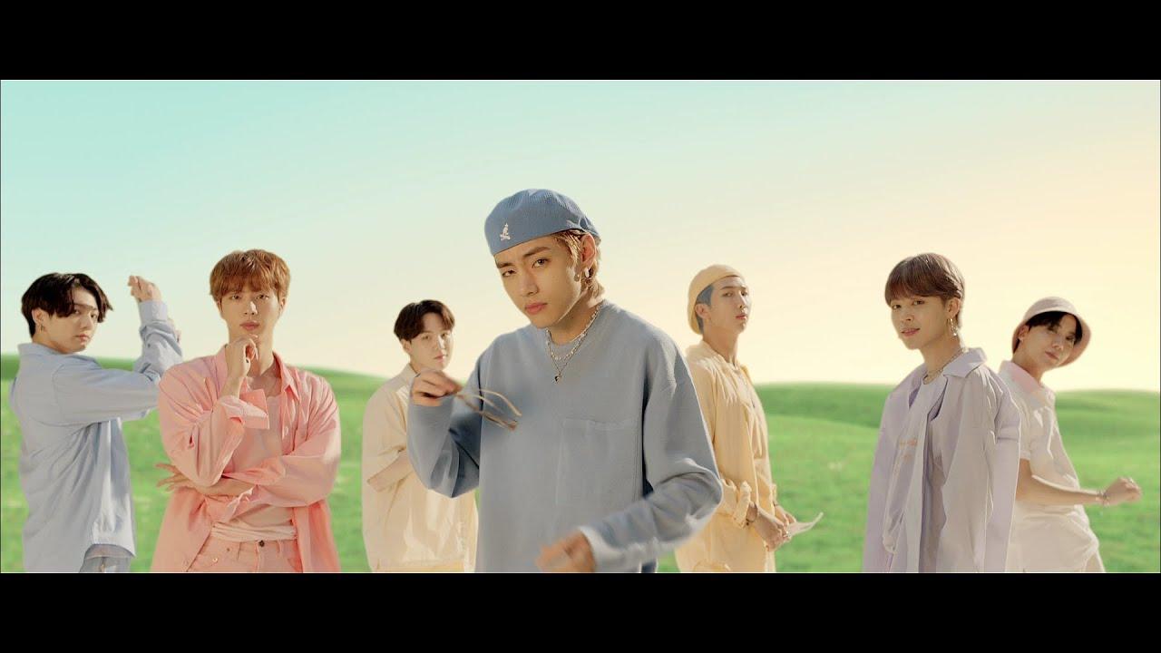 BTS「Dynamite」の洋楽歌詞カタカナ・YouTube動画・解説まとめ