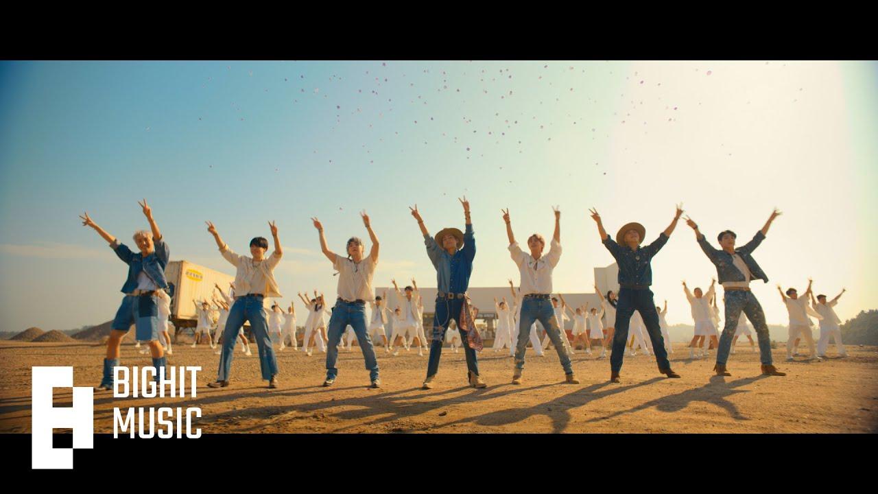 BTS「Permission to Dance」の洋楽歌詞カタカナ・YouTube動画・解説まとめ