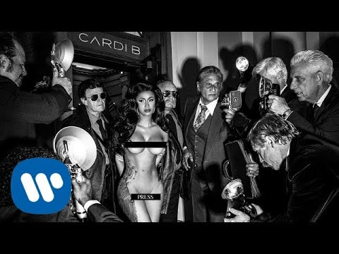 Cardi Bが新曲「Press」の音源を公開