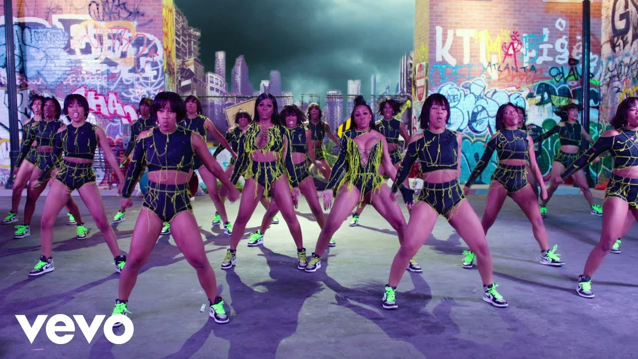 City Girlsが新曲「Twerkulator」のミュージック・ビデオを公開