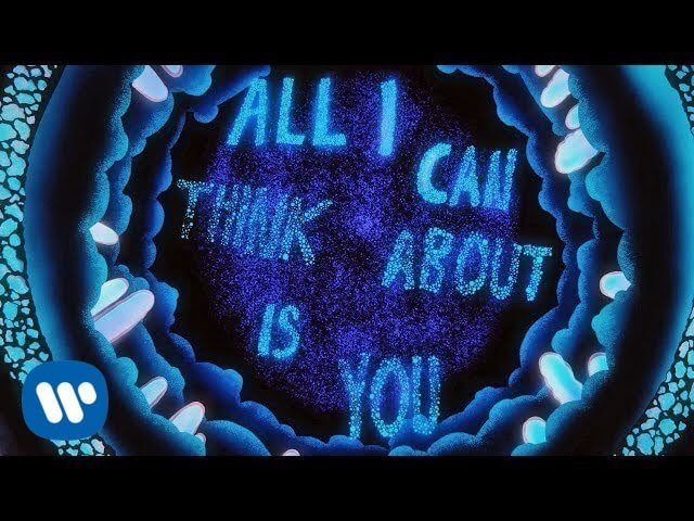 Coldplay「All I Can Think About Is You」の洋楽歌詞・YouTube動画・解説まとめ