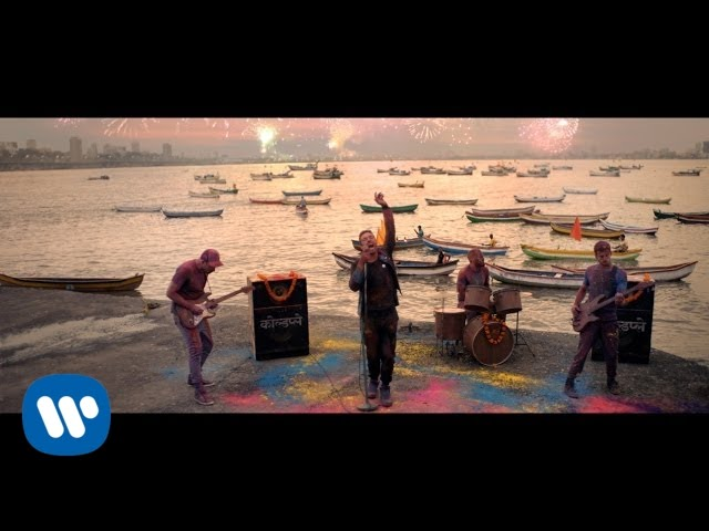 Coldplay「Hymn for the Weekend」の洋楽歌詞カタカナ・YouTube動画・解説まとめ