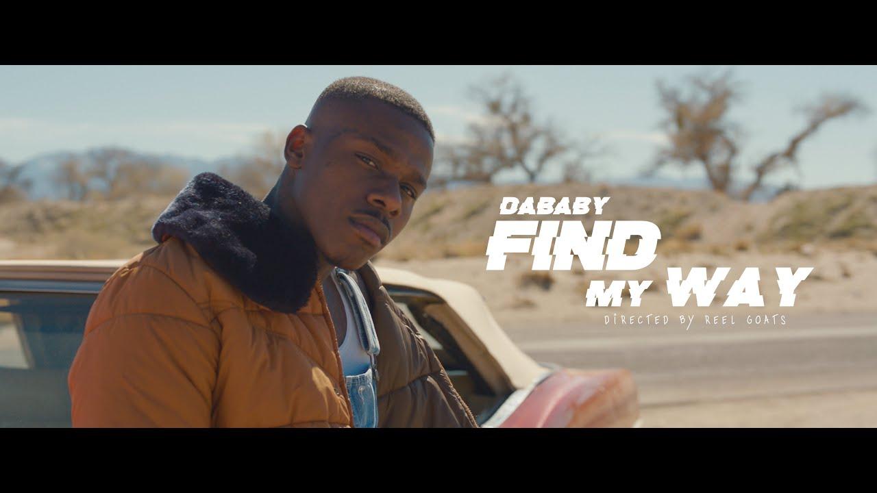 DaBaby「Find My Way」の洋楽歌詞・YouTube動画・解説まとめ