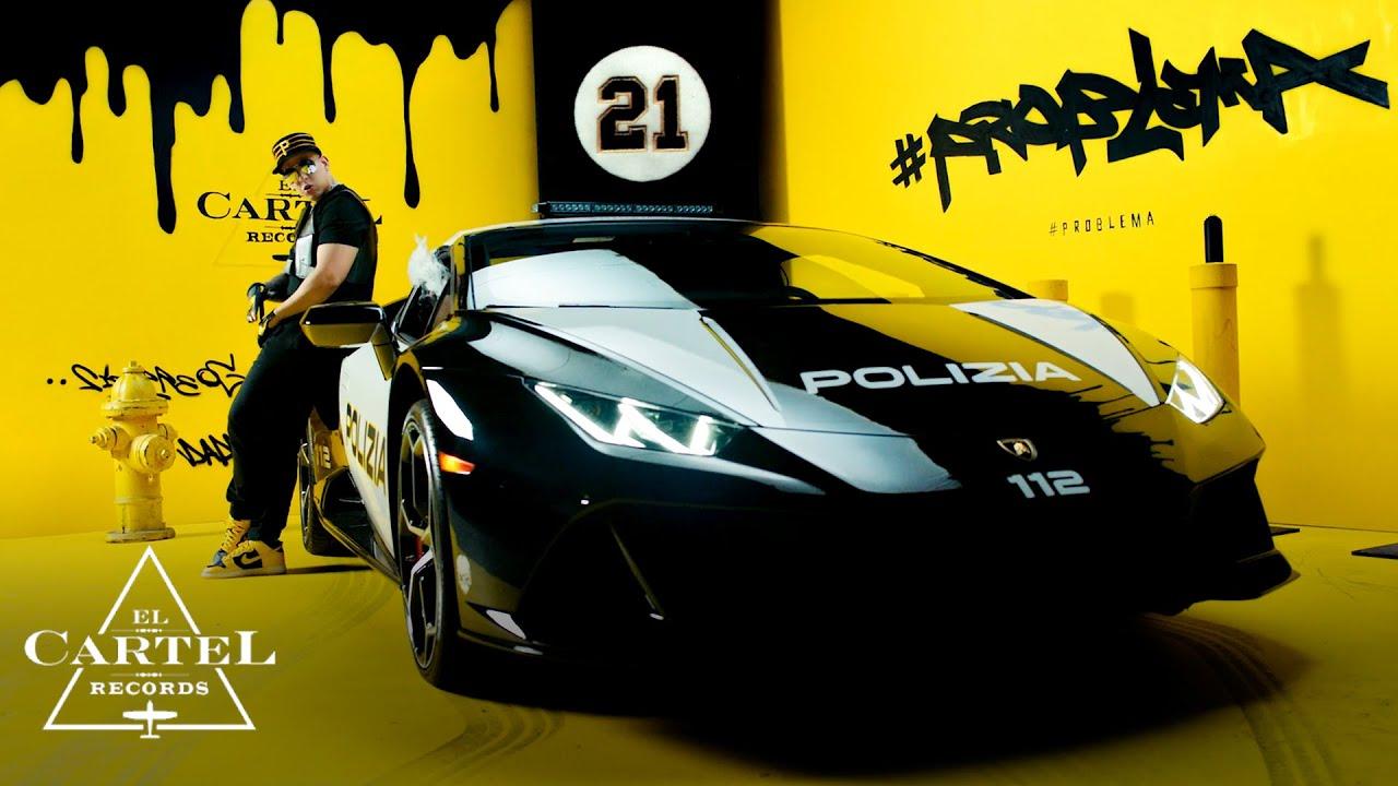 Daddy Yankeeが新曲「Problema」のミュージック・ビデオを公開