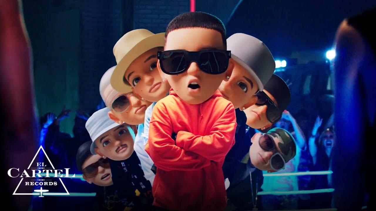 Daddy Yankeeが新曲「Que Tire Pa' 'Lante」のミュージック・ビデオを公開
