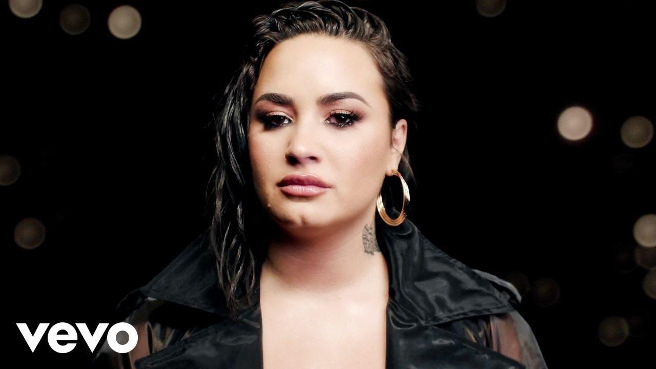 Demi Lovatoが新曲「Commander In Chief」のミュージック・ビデオを公開