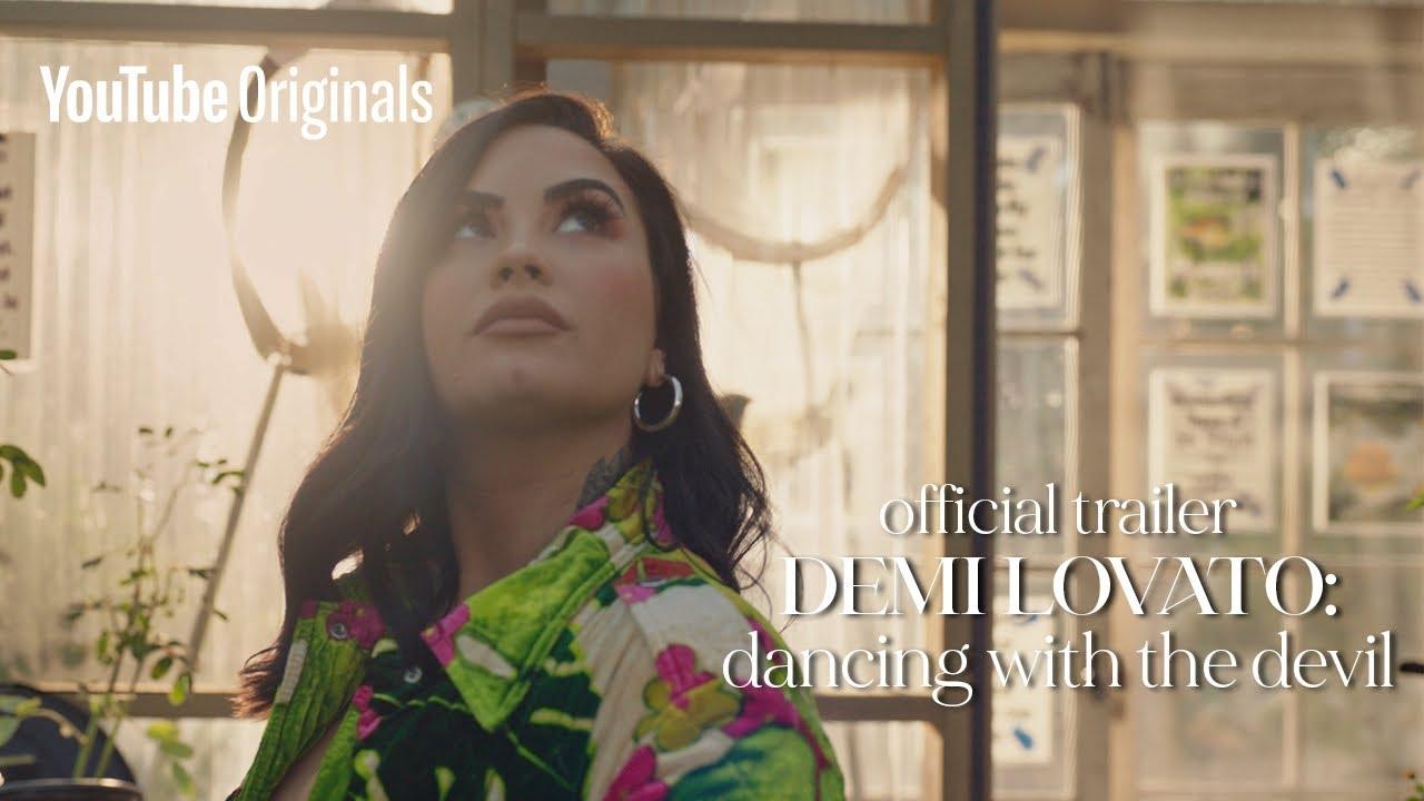 Demi LovatoがYouTubeドキュメンタリー「Dancing with the Devil」の予告動画を公開