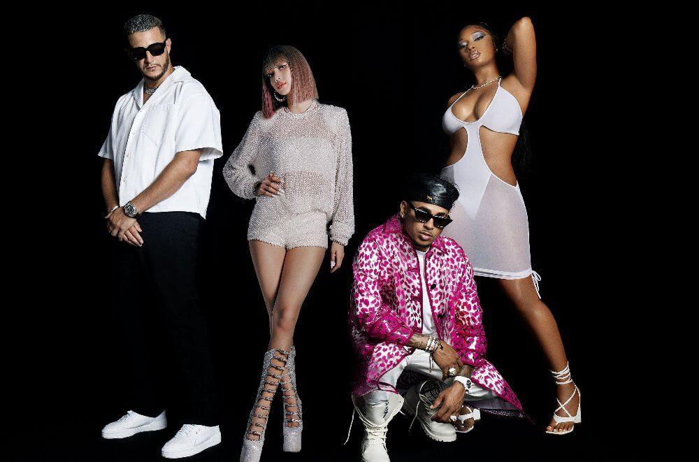 DJ SnakeがOzuna、Megan Thee Stallion、BLACKPINKのLISAを迎えた新曲「SG」のミュージック・ビデオを公開
