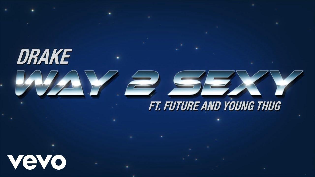 Drakeが最新アルバムからFuture、Young Thugを迎えた「Way 2 Sexy」のミュージック・ビデオを公開