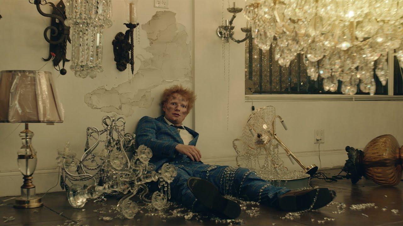 【全英シングルチャート】Ed Sheeranが14週目の首位獲得!Coldplay&BTSは初登場3位