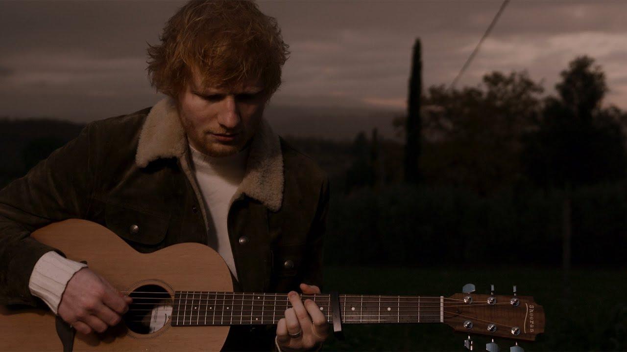 Ed Sheeranが新曲「Afterglow」のパフォーマンス・ビデオを公開