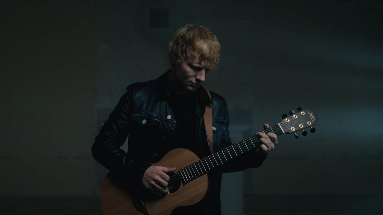 Ed Sheeranが大ヒット中の新曲「Bad Habits」のアコースティック・ビデオを公開