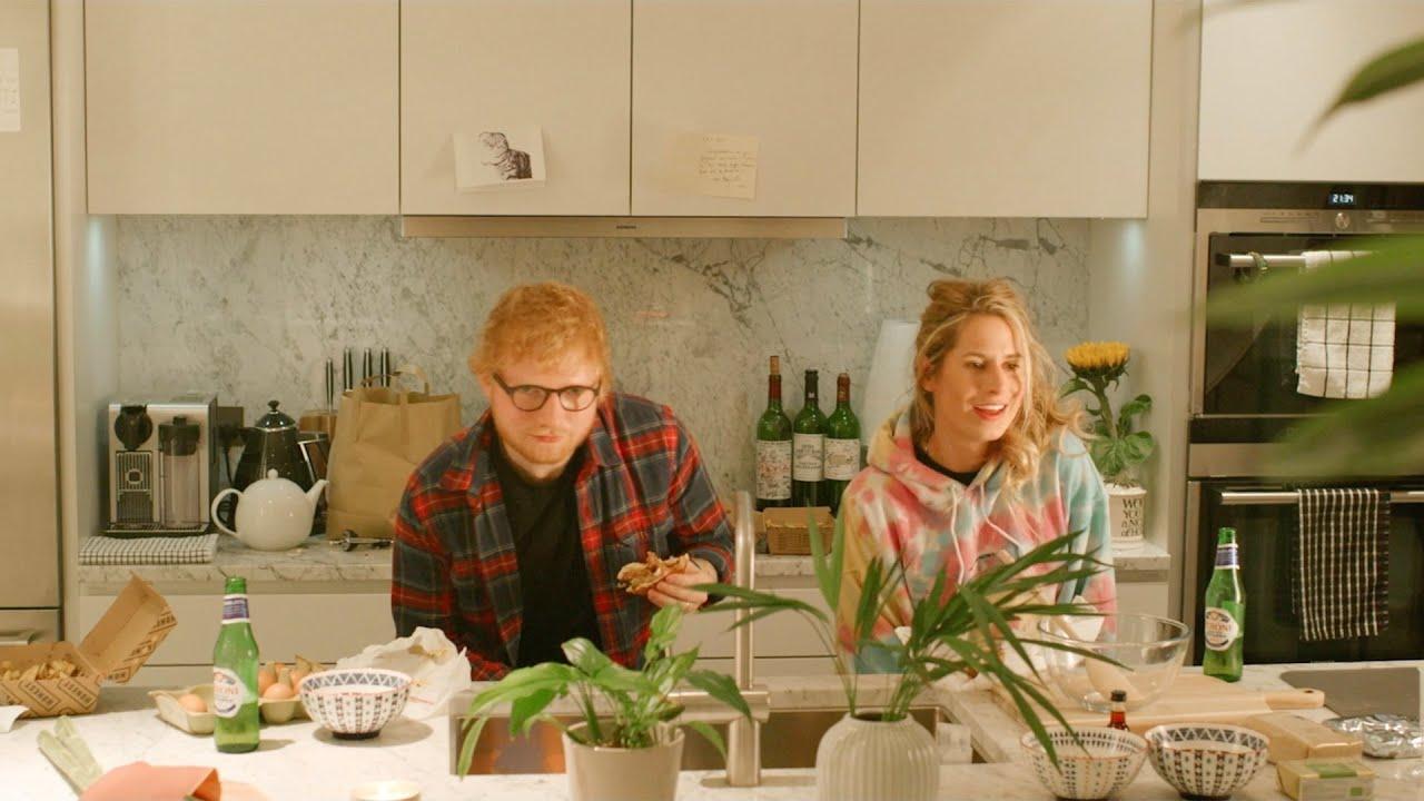 Ed Sheeranが大ヒットアルバムからElla Maiを迎えた「Put It All On Me」のミュージック・ビデオを公開