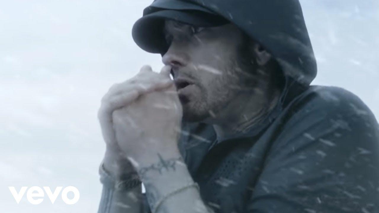 Eminem ft. Beyoncé「Walk On Water」の洋楽歌詞カタカナ・YouTube動画・解説まとめ
