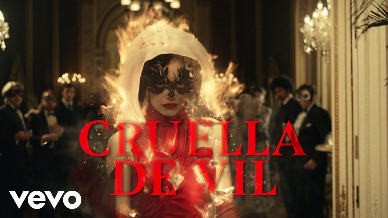 Florence + The Machineが歌う映画「クルエラ」のエンドソング「Call me Cruella」のリリック・ビデオが公開