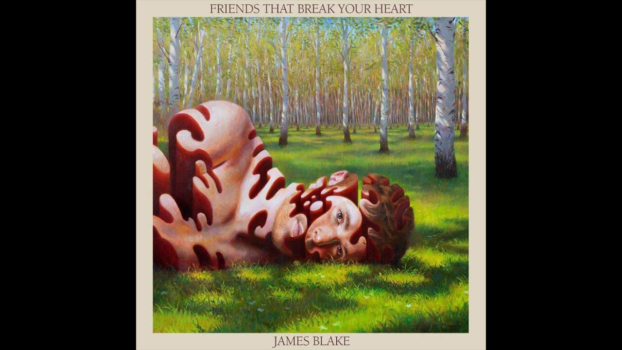 【アルバムレビュー】James Blake『Friends That Break Your Heart』
